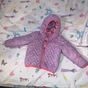 Reversible toddler north face!